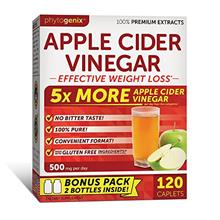 Phytogenix Apple Cider Vinegar for Effective Weight Loss and Appetite Suppress