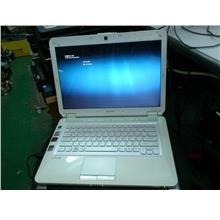 Sony Vaio VGN-CS26G Notebook Spare Parts 071015
