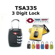 Jasit Lock Travel Lock TSA335 Approved Travel Luggage