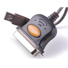 CLIPTEC USB TO PARALLEL PRINTER CONVERTER CABLE (OCB301)