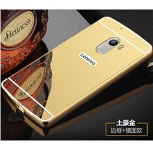 Lenovo Vibe X3 Lite K4 Note Mirror Metal Case Cover Casing +Free Gifts