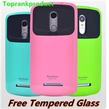 Xiaomi Redmi Note 3 Note3 ShakeProof Case Cover Casing +Tempered Glass