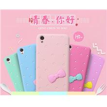 OPPO R9 F1 Plus ShakeProof Silicone Case Cover Casing +Free Gift