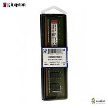 Kingston 4GB DDR4 2666Mhz CL19 Desktop Ram (KVR26N19S6/4)