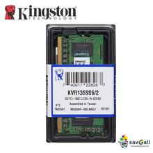 Kingston 2GB DDR3 1333Mhz SO-DIMM CL9 Notebook Ram (KVR13S9S6/2)