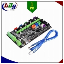 MKS Gen V1.4 3D Printer Control Board Mega 2560 R3 Ramps 1.4 + USB