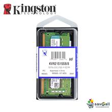 Kingston 8GB DDR4 2133Mhz SO-DIMM Notebook Ram (KVR21S15S8/8)