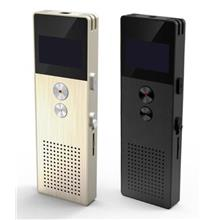 REMAX DIGITAL VOICE RECORDER BUILD IN 8GB (OR-REM/RP1) BLK/GOLD