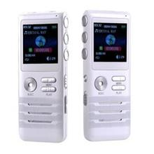 8GB Digital Voice Recorder With Noise Reduction (WVR-07B).
