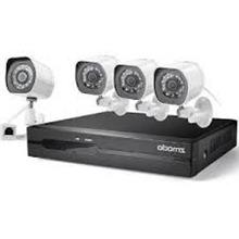 ZMODO NVR COMBO SET 4 CH X IP CAMERA /WITHOUT HDD CCTV (ZM-SS814)