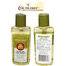 Africare, Olive Oil Hair Therapy, weak hair, Made in USA (60ml)