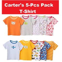Baby Carter's T-Shirt (5pcs per pack) - Random Design
