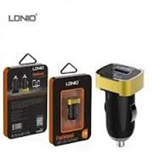 LDNIO IN-CAR 1 USB 2.1A WITH CABLE MICRO USB CHARGER (OR-DC211/SS)