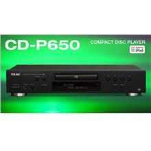 (PM Availability) TEAC CD-P650 / CDP650 CD player USB & iPod playback