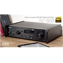 (PM Availability) TEAC NT-503 / NT503 USB DAC Network player