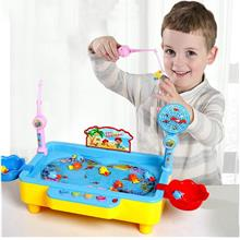 Magnetic Fishing Toys Family Fun Educational Game