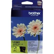 BROTHER  YELLOW INK CARTRIDGE (LC-39)