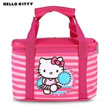 2c3f96fe943 HELLO KITTY PORTABLE INSULATED THERMAL FOOD PICNIC LUNCH BAG