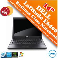 Dell Latitude E6400 Core 2 Duo 2.6GHz Multimedia Notebook Special Deal