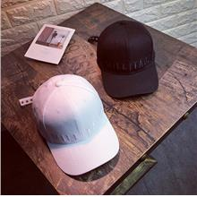 Hat Spring and Summer Wild Letters Embroidery Casual Sun Hat Men Cap