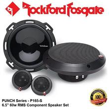 "ORIGINAL ROCKFORD FOSGATE PUNCH USA P162-S 60W RMS 6"" SPEAKER SET"