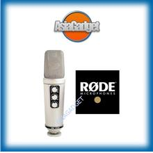 Rode NT2000 Seamlessly Variable Dual 1' Condenser Microphone
