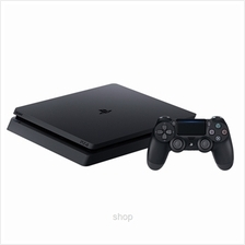 Sony PlayStation 4 Slim 500GB Black without Camera - CUH-2106A B01)