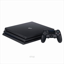 Sony PlayStation 4 Pro 1TB Black without Camera - CUH-7106B B01)