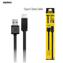 REMAX TYPE-C 2.1A 1M Flat Fast Charge Date Cable