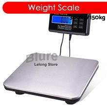 300kg/150kg Switchable Heavy Digital Weighing Platform Scale