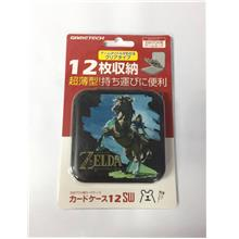 SWITCH GAME CASE 12IN1 - ZELDA