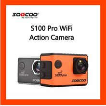 SOOCOO S100 PRO 4K UHD Wifi Sports Camera Touch Screen Gyro
