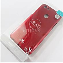 GOOSPERY Pearl Jelly TPU Back Soft Case Cover for Oppo F5 (6.0)