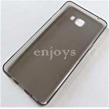 Soft Jacket Silicon Plain TPU Jelly Case Samsung Galaxy C9 Pro ~6.0