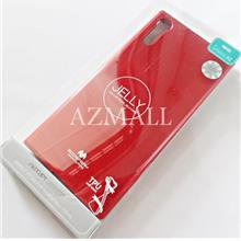 GOOSPERY Pearl Jelly TPU Back Soft Case Cover Sony Xperia XZ (5.2)