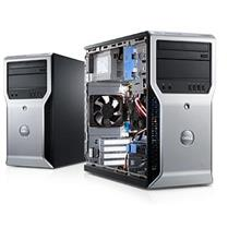 Dell Precision T1600 Tower Workstation PC Desktop Computer Used