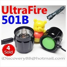 UltraFire 501B TailCap-SG LED Torch FlashLight On/Off Switch Cap