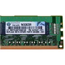 HP 4GB PC3L-10600R DDR3-1333 REGISTERED ECC Memory Module RDIMM 647647-071
