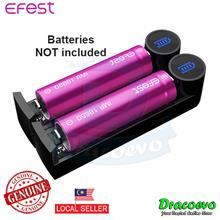 Efest Slim K2 Battery Smart Charger 18650 26650 10400 20700 14500
