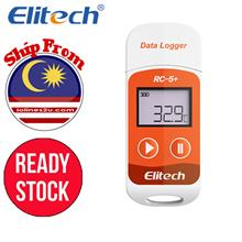 Elitech RC-5+ LCD display USB Temperature Data logger/recorder IP67 No need So