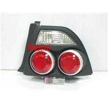 HONDA ACCORD '94-95 Tail Lamp [Black Casing 3D Red Double Round Light]