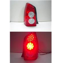 MAZDA  TRIBUTE '01-04 Double LED Tail Lamp [Red/Clear]