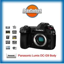 Panasonic Lumix DC-G9 Body FREE 2 x Sandisk 32Gb Ultra SDHC