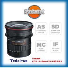 NEW Tokina AT-X 11-16mm F/2.8 PRO DX V
