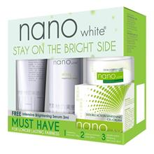 NANO White Must Have 123 Set 1s