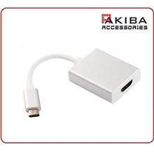 USB 3.1 Type-C to HDMI Adaptor Cable for Macbook PC Notebook