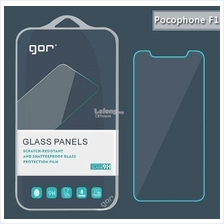 XIAOMI Pocophone F1 ORI GOR Transparent TEMPERED GLASS
