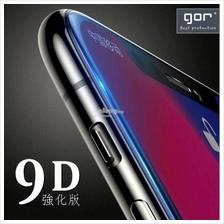 APPLE IPHONE X XS  / XS MAX 9D ORI GOR FULL Tempered Glass