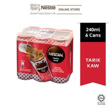 NESCAFE Tarik Kaw 6 cans 240ml)