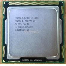 Intel Core i7 880 Socket 1156 LGA1156 Processor CPU Quad 4 Core